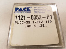 PACE 1121-0352-P1, THERMOTWEEZ TIP, SMT PLCC32, for TT-65, (NEW)