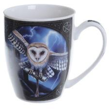 Tasse Eule Herz des Sturms Lisa Parker Kaffeetasse Kaffeebecher Gothic Fantasy