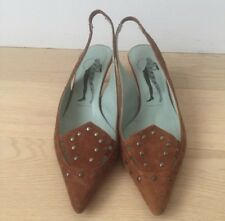 Belle By Sigerson Morrison Shoes 6 NWOB