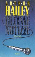 HAILEY Arthur - Ultime notizie