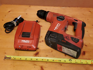 HILTI TE 4-A22  Cordless Rotary Hammer Drill Battery & Charger Combo Guaranteed