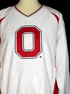 NWT Colosseum Athletics Ohio State Buckeyes Long Sleeve Pullover Size Small