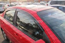 Premium Weather Shields Weathershields Window Visor Holden Barina Sedan TK 06-12