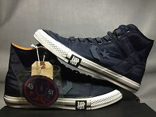 Authentic UNDEFEATED Converse Poorman Weapon Hi NAVY blue 2010 release