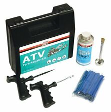 Rema Tip Top Tyre Puncture Repair Kit ATV Quad Agri Quality Remacure Strings