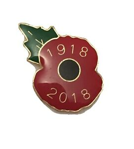 Pin Badge 1918-2018