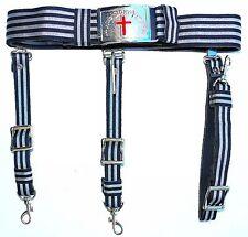 KNIGHTS TEMPLAR Sword Belt & Buckle for Sir Knight  Waist Size 40
