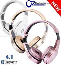 Ovleng S55 HD Wireless Bluetooth V4.1 Headphones folding Music Phone Movies New