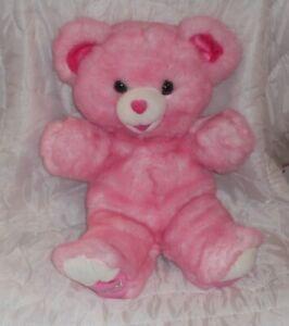 "Dan Dee Sweetheart Princess Teddy Bear Pink  20"" Plush Stuffed Animal Doll 2009"