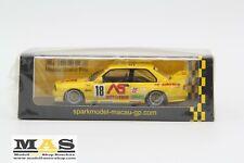 Spark 1/43 BMW M3 Evo R. Ratzenberger Macau GP 1991 SA188 Roland #18