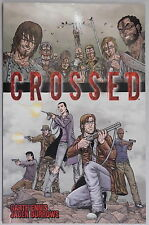 Crossed volume 1 trade paperback Garth Ennis Jacen Burrows Avatar Press