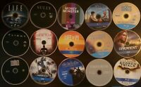 Lot of 12 Blu Ray Movies - Sully, Butler, Life of Pi, Gods not Dead, Divergent..