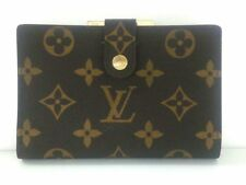 Auth LOUIS VUITTON French Purse T61218 Monogram Canvas Wallet (two-fold)