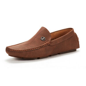 Bruno Marc Men Driving Loafers Dress Shoes Casual Slip On Flat Moccasins 6.5-15