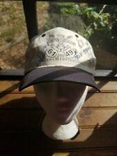 Vintage Helena Blues Festival Crossroads SIGNED 2002 Snapback HAT