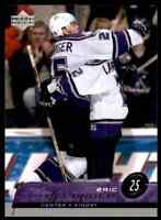 2002-03 Upper Deck Eric Belanger #84 17077