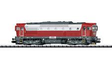 Trix 16737 Diesellok Reihe D753 der HUPAC mit Digital-Decoder+Soundfunktionen