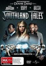 SOUTHLAND TALES Seann William Scott DVD NEW