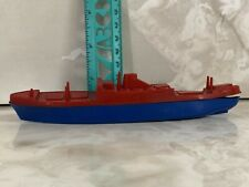Vintage Ideatoy Plastic Cargo Ship