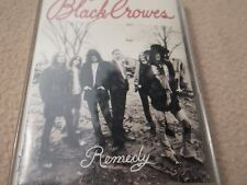 1992 CASSETTE SINGLE -THE BLACK CROWES-REMEDY-VG CON.