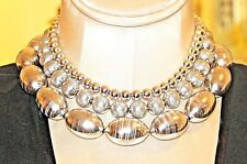 FABULOUS VINTAGE  JAY STRONGWATER FEINBERG CHUNKY CHOKER NECKLACE