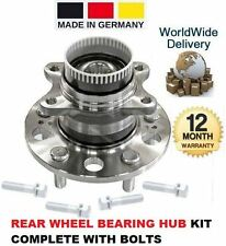 FOR KIA OPTIMA SPORTAGE 1.6 GDI 1.7DT CRDI 2010-->NEW REAR WHEELBEARING HUB KIT