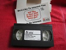 1994 AGCO ALLIS 9600, 9800 SERIES POWERSHIFT TRACTORS FEATURES-BENEFITS VHS TAPE