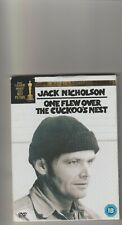 One Flew Over The Cuckoo's Nest (DVD, 2002)