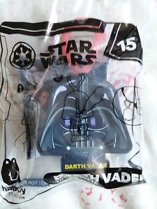 McDonalds Star Wars Darth Vader Toy Number 15 From 2019