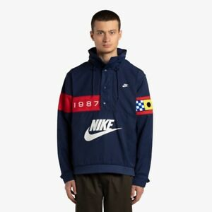 Nike Sportswear Reissue Williwaw Woven Jacket University Men's Small DA0366-410