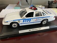 Redbox NYPD Ford Crown Victoria Police Car
