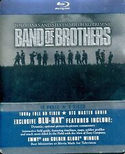 Band of Brothers Blu-ray 6-Disc Set Full Hd Video New