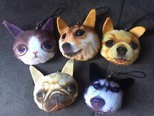 3D Animal Keychains