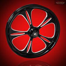 "Harley Davidson 32"" Inch Custom Front Wheel ""Raptor"" by FTD Customs"