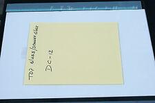 Xerox Docucolor 12 ~ PLATEN COPY GLASS