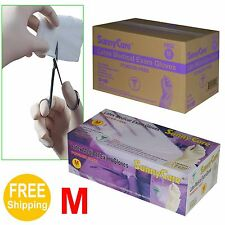 1000 Powder Free Latex Medical Exam Gloves Designed Specifically For Dental Work