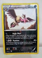 A125 Carte Pokémon Holo Reverse Rare Vaututrice 90 PV 73/114 VF (Noir & Blanc)