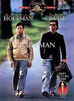Rain Man - Dustin Hoffman. Tom Cruise DVD,  1997  LIKE NEW