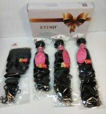 Etino Virgin Human Hair-Unprocessed (Water)