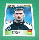 N°213 KUNTZ DEUTSCHLAND GERMANY PANINI FOOTBALL UEFA EURO 96 EUROPE EUROPA 1996