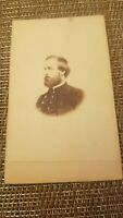 RARE 1860s CIVIL WAR SOLDIER CDV with Pencil ID
