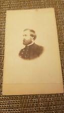 Rare 1860s Civil War Soldier Cdv with Pencil Id