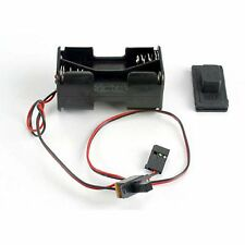 Battery Holder/Switch/Cover Villain Traxxas TRA1523