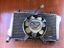 Kühler mit Lüfter und Schutzgitter Chiller Kawasaki ZXR 750 H1