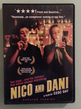 fernando ramallo NICO AND DANI   DVD genuine region 1