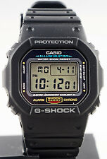 Casio DW-5600E-1V G-SHOCK Mens Black Digital Watch Classic Shock Resistant New