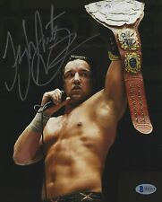 Jay White Signed 8x10 Photo BAS COA New Japan Pro Wrestling Bullet Club Auto'd 7