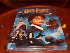 Harry Potter e la pietra filosofale Warner Z8 Box 2  Dvd ..... Nuovo