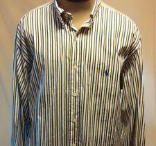 Ralph Lauren Classic Fit Button Up Long Sleeve Dress Shirt Size 17