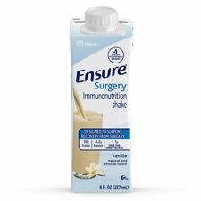 Ensure Surgery Immunonutrition Shake, Vanilla, 8 fl oz, 12 Count.New.Exp12/20.